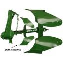 Arados de vertedera *LACASTA*  M 18 a 40 HP    para tractores de 15 a 45 HP