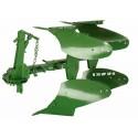 Arados bisurco de vertedera *LACASTA*   B21 a 40 HP para tractores de 20 a 45HP