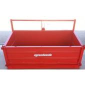 caja de carga basculante