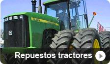 Repuestos tractores